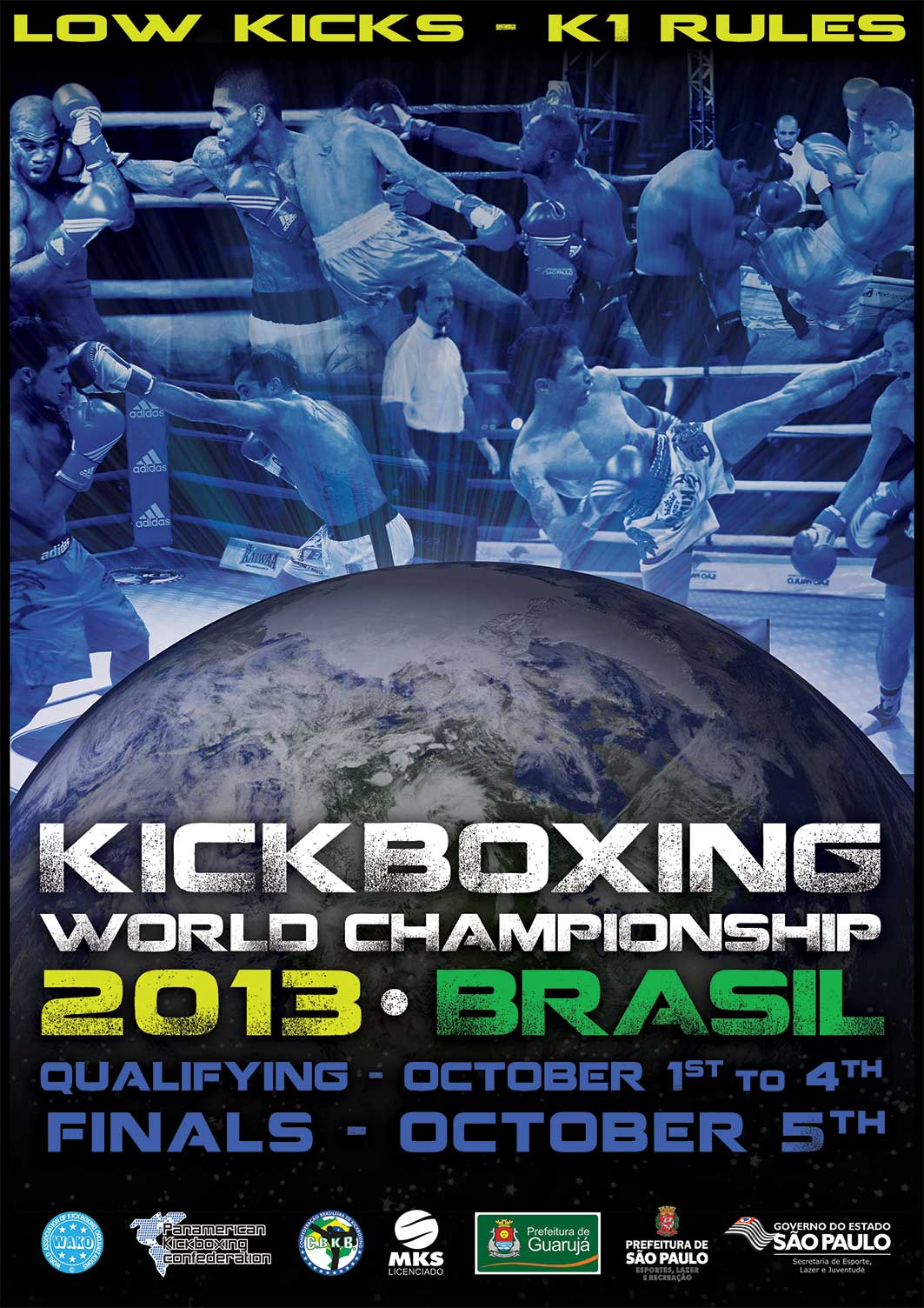 Kickboxing World Championship 2013 Brasil